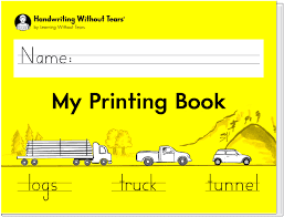 Printing Learning Without Tears
