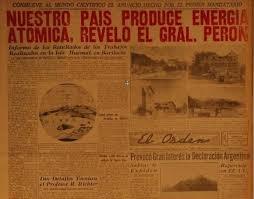 La Argentina Potencia Atómica