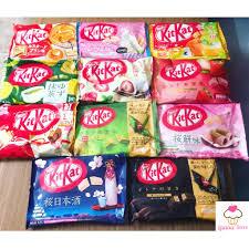 Tổng hợp các loại KITKAT nội địa Nhật Bản ngon nhất giảm chỉ còn 110,000 đ