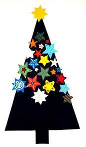Weihnachtenbasteln Weihnachten Baum Sterne 2 Basteln