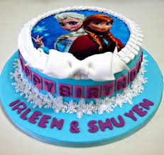 Character Birthday Cakes