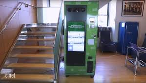 American Green Vending Machine New Your Next Weed Hookup Could Be A Vending Machine Video ZDNet