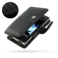 Sony Xperia E Dual Leather Flip Cover ...