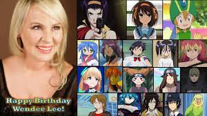Image result for WENDEE LEE