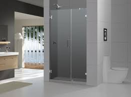 contemporary sliding shower doors. full size of bathroom:fabulous modern frameless shower doors the stall design in contemporary sliding e