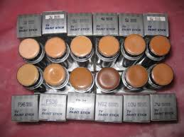 the special base of tv paint stick allows gentle make up application that provides effective covering at the same time the kryolan ortment of more than