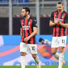 Zlatan Ibrahimovic heard raging at Hakan Calhanoglu during AC Milan 2-0  Benevento