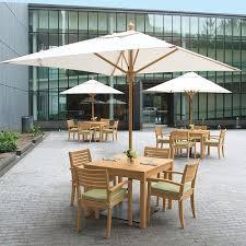 rectangular table umbrella 23 best patio umbrellas canopies images on