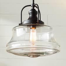 modern pendant light fixtures panel simple. Nadine 1-Light Schoolhouse Pendant Modern Pendant Light Fixtures Panel Simple A