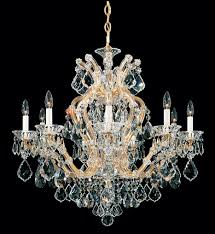 schonbek 5626 26 maria theresa 30 5 inch french gold crystal chandelier undefined