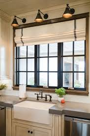 gorgeous farmhouse kitchen curtains for kitc curtains for kitchen window above sink as