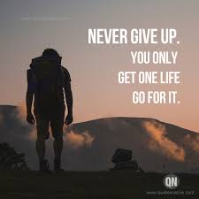 Go For It Quotes New Go For It LIFE Quotes