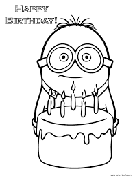 Small Picture Minion coloring pages print online boys popular Art Pinterest