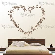Wall Art Quotes Mesmerizing Love Is A Canvas Heart Wall Art Quote BGraphics Canvas Wall Art