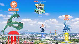 GO Fest 2021: Raid-Tag mit allen Legenden