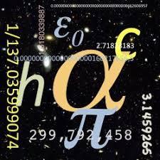 Resultado de imagen de Sin las constantes universales no habría vida