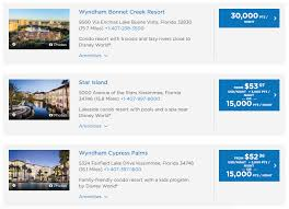 How To Book Wyndham Timeshares With Points