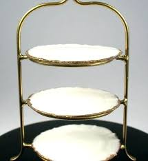 Diy Plate Display Stand Enchanting Tiered Plate Stand Plate Stand Tiered Swivel Stands Set Of 32 Tiered