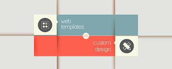 Make Vs Buy Template Web Templates Vs Custom Web Design What To Choose