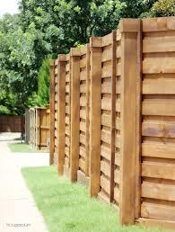 horizontal fence styles. Hi Sugarplum | Horizontal Fence Styles I