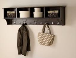 Coat And Bag Rack Hat And Coat Rack Wall Mount Foter 76