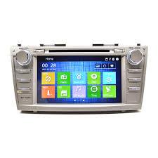 Camry 2007-2011 K-Series In Dash Multimedia Navigation System