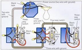 wiring a 4 way switch 3 Way Switch Wiring Diagram power at light 4 way switch wiring diagram 3 way switch wiring diagram leviton