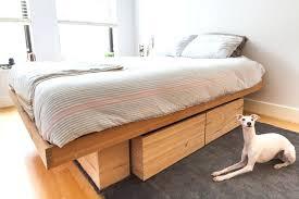 Diy Bed Frame With Storage Diy King Bed Frame Storage – comeseedoc.com