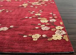 red plush rug red area rug typical for kitchen with regard to decor 2 red plush red plush rug soft plush area