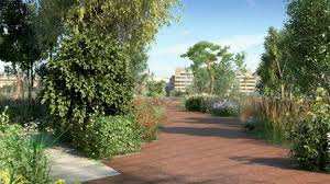 Small Picture Londons River Thames garden bridge backed by Westminster Council