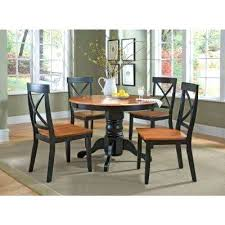 oak dining room 5 piece black and oak dining set oak dining room chair parts