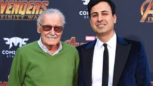 Manager for <b>Spiderman</b> creator Stan Lee arrested over alleged ...