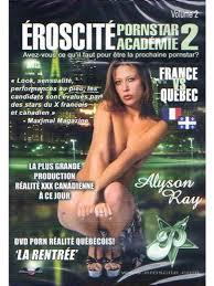 Pornstar academie en dvd