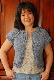 Free Shrug Knitting Patterns Extraordinary Ravelry Shrug This Pattern By Toni Kayser Weiner