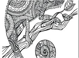 Free Printable Coloring Pages For Adults Advanced Advanced Coloring