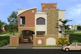 front home design. House Front Exterior Elevation 3d Awesome Home Design