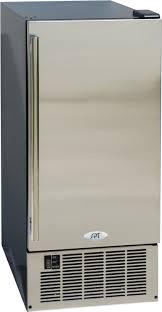 under cabinet ice maker. Amazon.com: SPT IM-600US Stainless Steel Under-Counter Ice Maker, 50-Pound: Appliances Under Cabinet Maker E