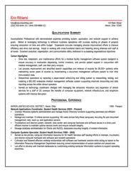 Sample Resumes Resumewriting Com
