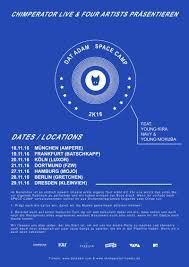 We did not find results for: Dat Adam Space Camp 2k16 Berlin 28 11 2016 19 00 Hiphop De