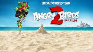ANGRY BIRDS 2 - THE FILM