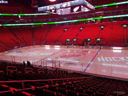 Little Caesars Arena Red Wings Seating Chart 2019