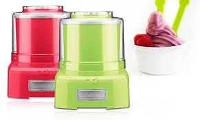 cuisinart automatic frozen yogurt ice