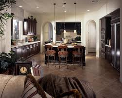 Island In Kitchen 39 Fabulous Eat In Custom Kitchen Designs