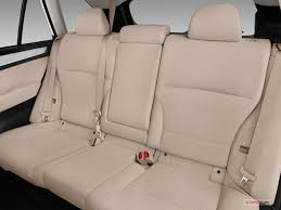 2019 subaru outback rear seat
