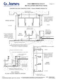 view formed concrete bifold instructions