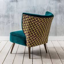 contemporary african furniture. Gorgeous Cocktail Chairs From UK Retailer Graham And Green, Upholstered In Jewel-toned Velvets Contemporary African Furniture O