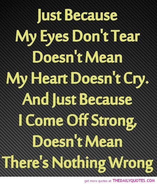 poems on sad life