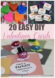 valentines card easy diy