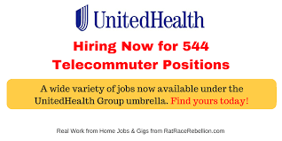 Telecommuter Jobs 544 Telecommuter Positions Now Available With Unitedhealth Group