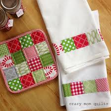 Easy Christmas Crafts To Sew